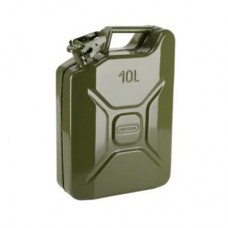 10LT Metal Benzin Bidonu Metal