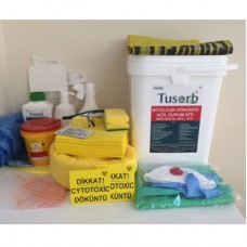 Biyolojik Acil Durum - Döküntü Kiti & Tusorb Biological Emergency Rash Kit