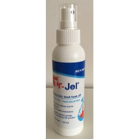 TR-JEL Steril Yanık Pansuman Sprey Jeli 120ML (Minumum Satış 6 Adet)