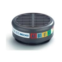 Moldex 8900 Gaz Filtresi A1B1E1K1 (Çift Satılmaktadır.)