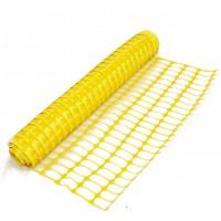 Emniyet Alan Perdesi Sarı Renkli & Safety Fence